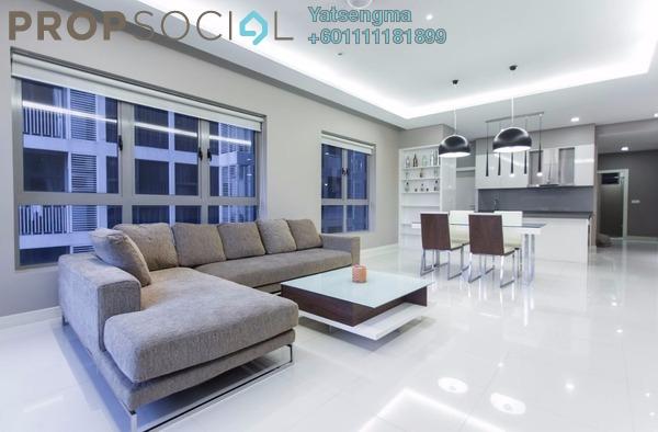 Condominium For Rent in 6 Ceylon, Bukit Ceylon Freehold Fully Furnished 3R/2B 5.2k