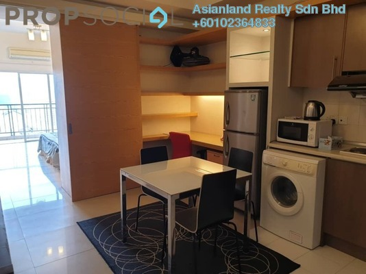 Serviced Residence For Rent in Windsor Tower, Sri Hartamas Freehold Fully Furnished 1R/1B 1.6k