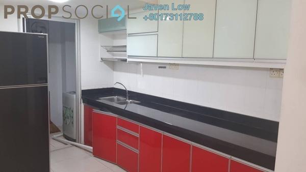 Condominium For Rent in Casa Idaman, Jalan Ipoh Freehold Fully Furnished 3R/2B 1.5k