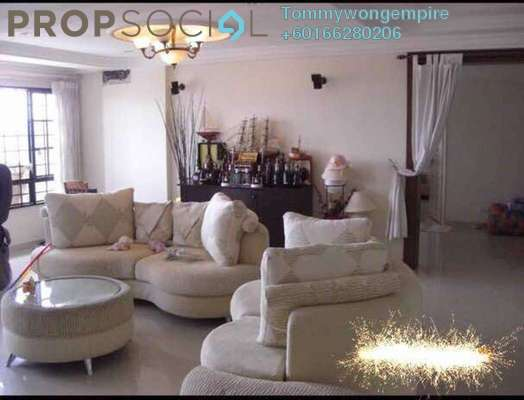 Condominium For Rent in Bayu Tasik 1, Bandar Sri Permaisuri Freehold Fully Furnished 3R/2B 3.5k