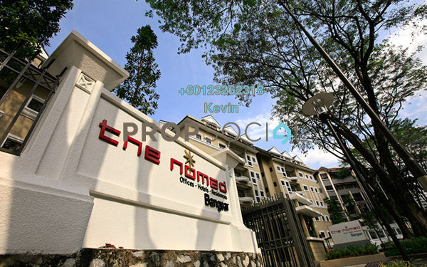 Serviced Residence For Rent in The Nomad Residences, Bangsar Freehold Fully Furnished 3R/2B 11.2k