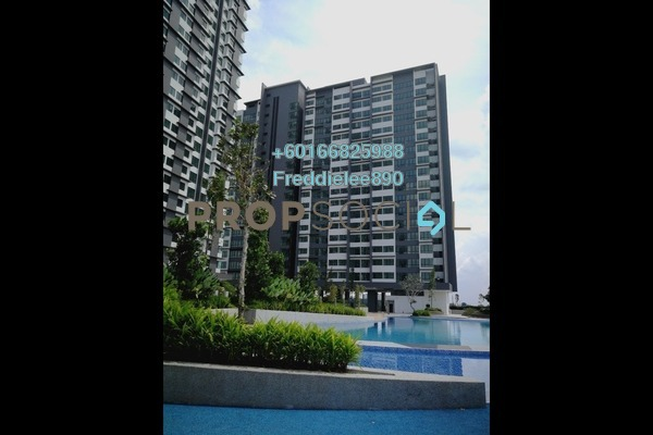 Serviced Residence For Rent in Kiara Plaza, Semenyih Freehold Fully Furnished 1R/1B 900translationmissing:en.pricing.unit