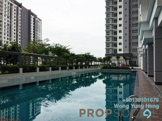 Serviced Residence For Rent in Southbank Residence, Old Klang Road Freehold Fully Furnished 3R/2B 2.4k