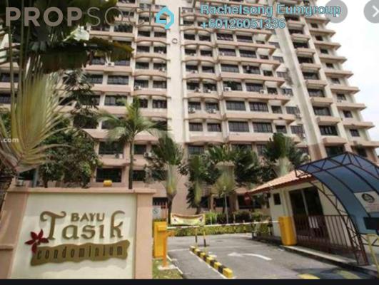 Condominium For Rent in Bayu Tasik 1, Bandar Sri Permaisuri Freehold Semi Furnished 3R/2B 1.2k