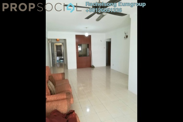 Condominium For Rent in Warisan Cityview, Cheras Freehold Semi Furnished 3R/2B 1.7k