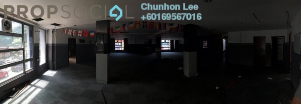 Shop For Rent in Kuchai Entrepreneurs Park, Kuchai Lama Freehold Unfurnished 0R/0B 3.8k