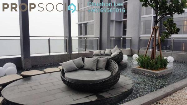 Serviced Residence For Rent in Expressionz Professional Suites, Titiwangsa Freehold Fully Furnished 2R/2B 4.5k