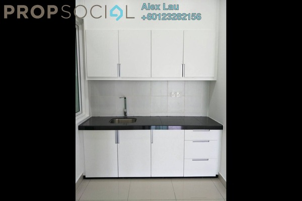 Condominium For Rent in Mercury Serviced Apartment @ Sentul Village, Sentul Freehold Fully Furnished 3R/2B 1.7k