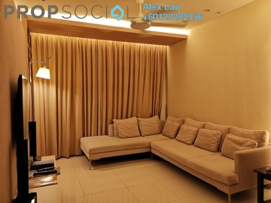 Condominium For Rent in Casa Indah 1, Tropicana Freehold Fully Furnished 3R/3B 2.95k