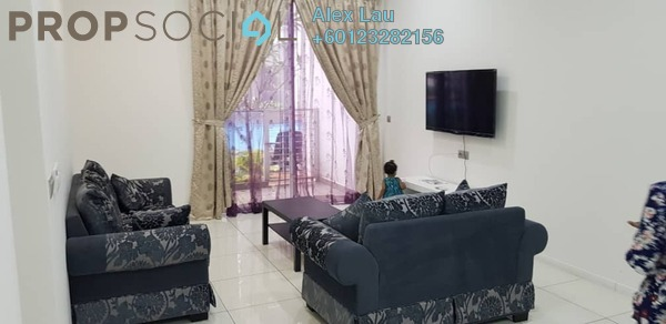 Condominium For Rent in M Suites, Ampang Hilir Freehold Fully Furnished 2R/2B 3.4k