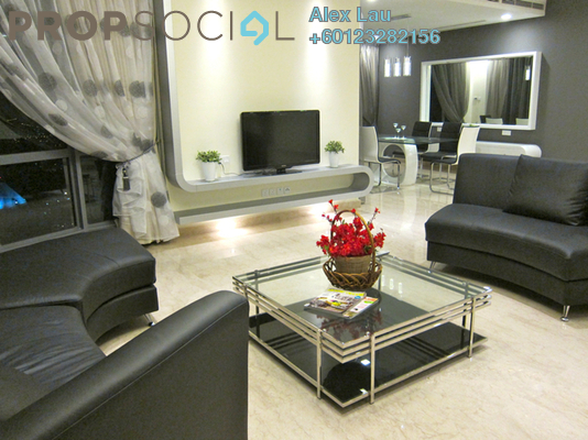 Condominium For Rent in 11 Mont Kiara, Mont Kiara Freehold Fully Furnished 4R/5B 12.5k