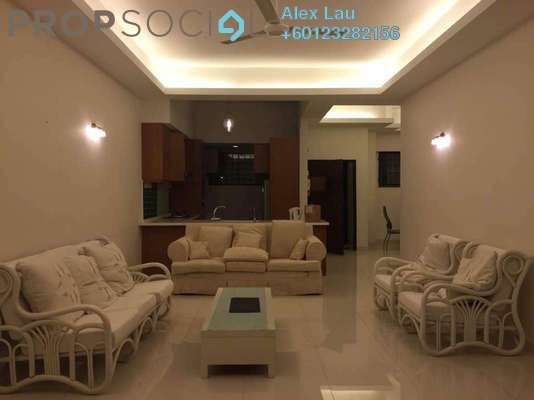 Condominium For Rent in Cameron Towers, Gasing Heights Freehold Fully Furnished 3R/2B 2.1k