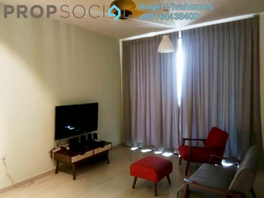Condominium For Rent in Putra One, Bukit Rahman Putra Freehold Fully Furnished 3R/2B 1.4k