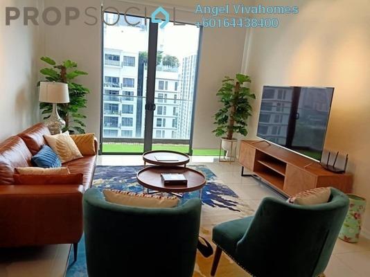 Condominium For Rent in Anjali @ North Kiara, Segambut Freehold Fully Furnished 4R/4B 4.3k