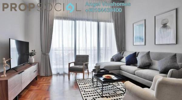 Serviced Residence For Rent in The Mews, KLCC Freehold Fully Furnished 2R/2B 5.5k