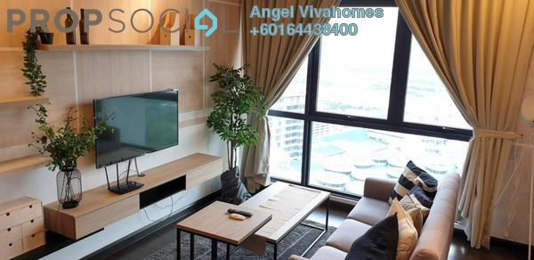 Serviced Residence For Rent in V Residence @ Sunway Velocity, Cheras Freehold Fully Furnished 1R/1B 2k