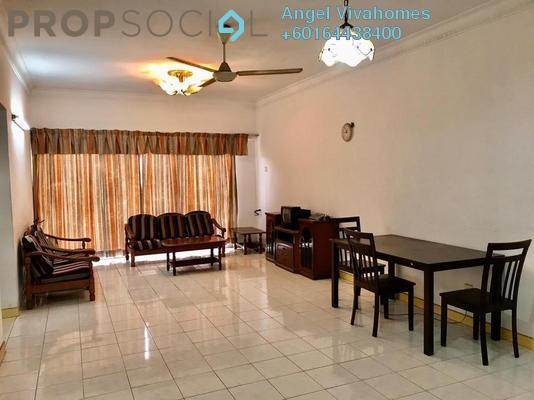 Apartment For Rent in Seri Cendekia Apartment, Cheras Freehold Fully Furnished 3R/2B 1.2k