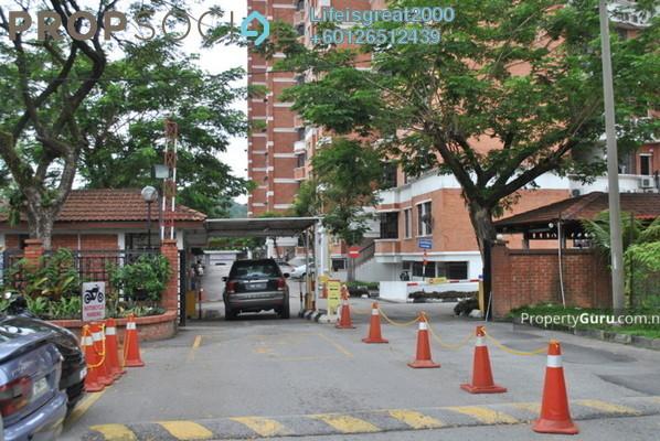 Condominium For Rent in Putra Indah Condominium, Seri Kembangan Freehold Fully Furnished 4R/3B 1.65k