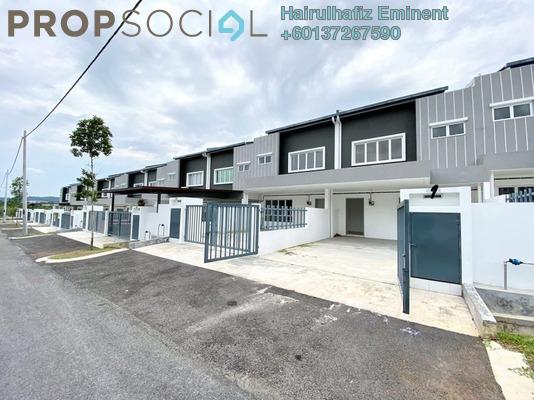 Terrace For Sale in Laman Haris @ Eco Grandeur, Puncak Alam Freehold Unfurnished 4R/3B 470k