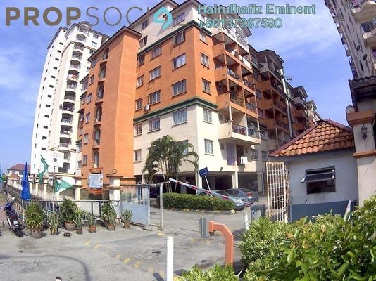 Apartment For Sale in Golden Villa, Klang Freehold Unfurnished 3R/2B 175k