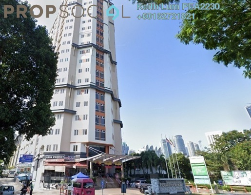 Condominium For Rent in D-Villa Residence, Ampang Hilir Freehold Fully Furnished 2R/2B 1.4k