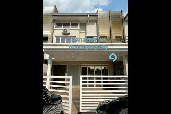 Terrace For Sale in TTDI Grove, Kajang Freehold Semi Furnished 4R/3B 700k