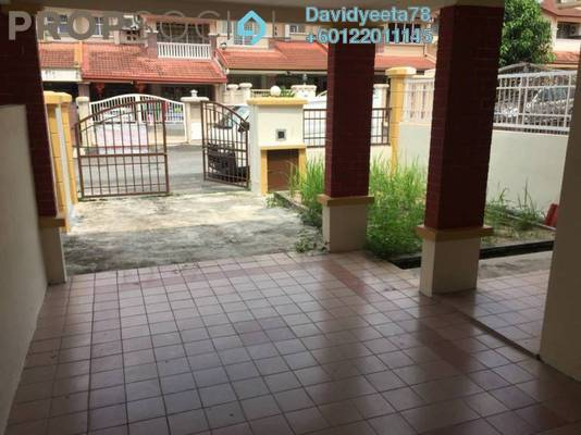 Terrace For Rent in Puteri 10, Bandar Puteri Puchong Freehold Semi Furnished 4R/3B 1.8k