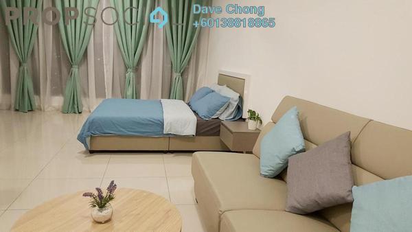 Condominium For Rent in EVO Soho Suites, Bandar Baru Bangi Freehold Fully Furnished 1R/1B 1k