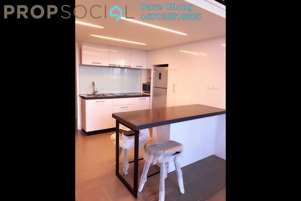 Condominium For Rent in The Establishment, Brickfields Freehold Fully Furnished 1R/1B 1.9k
