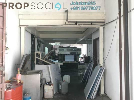 Factory For Sale in Taman Sri Serdang, Seri Kembangan Freehold Semi Furnished 2R/2B 1.7m