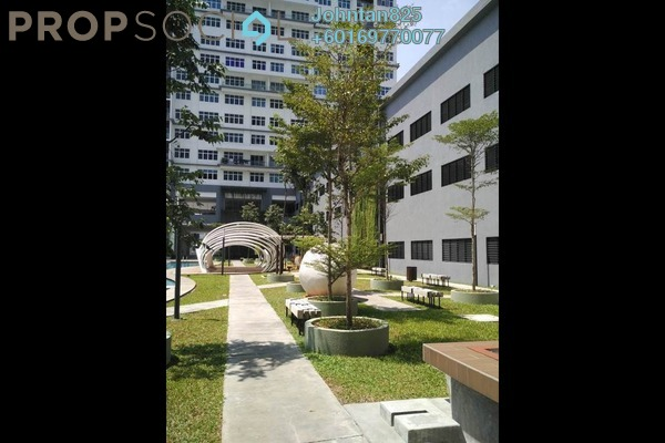Condominium For Rent in Skypod, Bandar Puchong Jaya Freehold Fully Furnished 2R/2B 1k