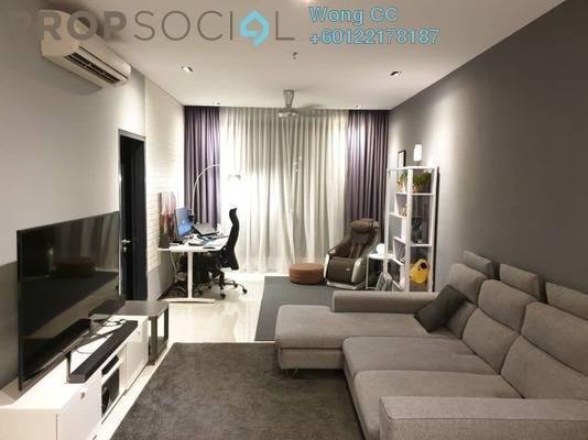 Condominium For Rent in Amanja, Kepong Freehold Fully Furnished 2R/2B 2.2k