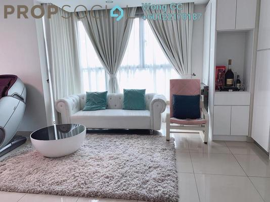 Condominium For Sale in The Leafz, Sungai Besi Freehold Fully Furnished 1R/1B 480k