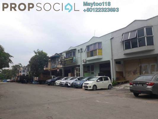 Factory For Rent in Pusat Perindustrian Sungai Chua, Kajang Freehold Unfurnished 0R/0B 2.3k