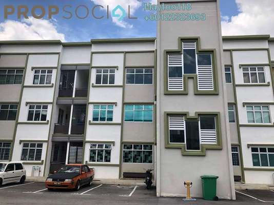 Condominium For Rent in Citra Hill, Mantin Freehold Unfurnished 3R/2B 850translationmissing:en.pricing.unit