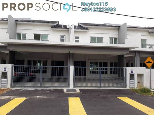 Terrace For Rent in Pelangi Heights, Mantin Freehold Semi Furnished 4R/4B 1k