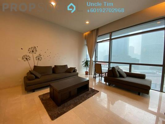 Serviced Residence For Rent in Panorama, KLCC Freehold Fully Furnished 2R/2B 4.5k