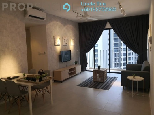 Serviced Residence For Rent in Geo Bukit Rimau, Bukit Rimau Freehold Fully Furnished 3R/2B 2.1k