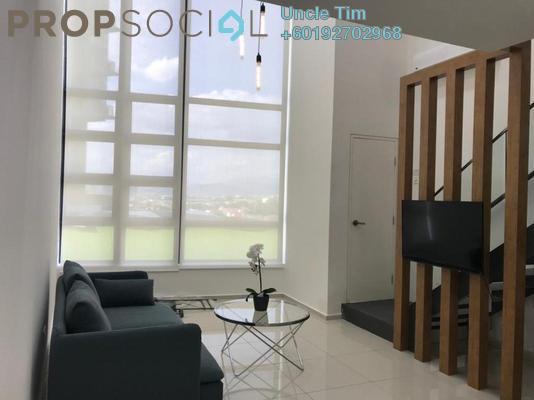 Duplex For Rent in EkoCheras, Cheras Freehold Fully Furnished 1R/2B 1.9k