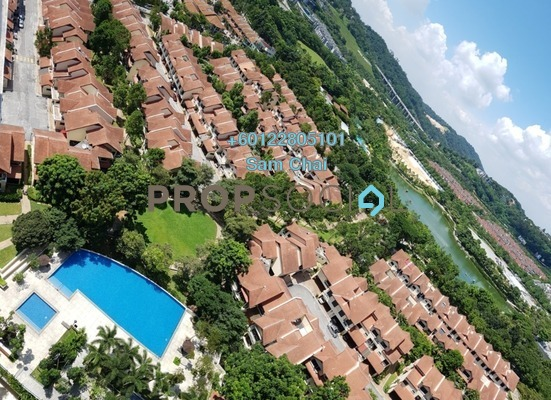 Condominium For Sale in Nadia, Desa ParkCity Freehold Fully Furnished 4R/4B 2.38m