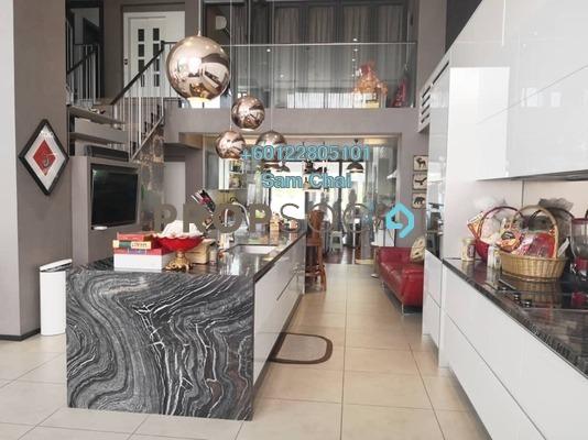 Superlink For Rent in The Mansions, Desa ParkCity Freehold Fully Furnished 6R/7B 20k