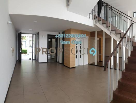 Superlink For Rent in The Mansions, Desa ParkCity Freehold Semi Furnished 6R/7B 16k