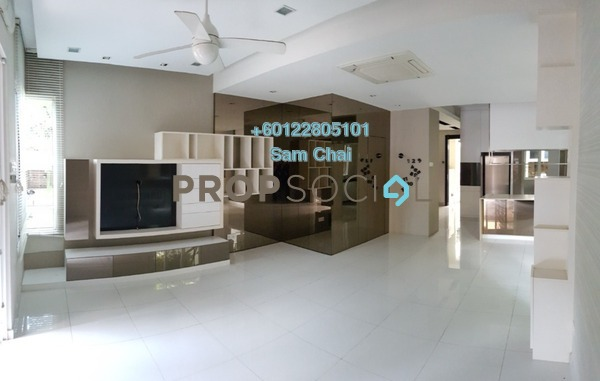 Terrace For Rent in Adiva, Desa ParkCity Freehold Semi Furnished 3R/3B 5.5k