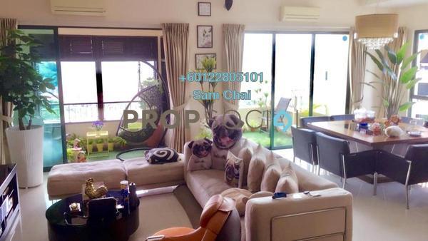 Condominium For Sale in Nadia, Desa ParkCity Freehold Semi Furnished 4R/4B 2.35m