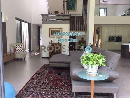 Superlink For Rent in The Mansions, Desa ParkCity Freehold Fully Furnished 4R/5B 15k