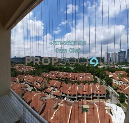 Condominium For Sale in Nadia, Desa ParkCity Freehold Semi Furnished 3R/2B 1.3m