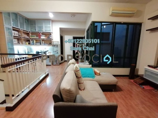 Link For Sale in Nadia, Desa ParkCity Freehold Semi Furnished 3R/3B 1.9m