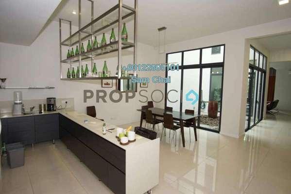 Superlink For Rent in Casaman, Desa ParkCity Freehold Fully Furnished 5R/5B 12k