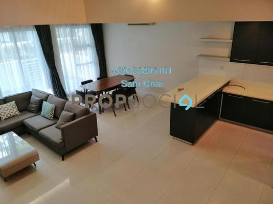 Link For Rent in Zenia, Desa ParkCity Freehold Semi Furnished 3R/3B 5.5k