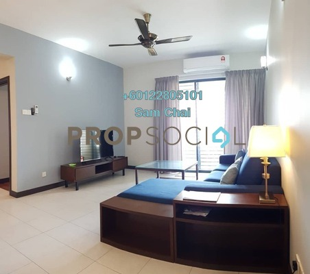 Condominium For Rent in Nadia, Desa ParkCity Freehold Fully Furnished 3R/2B 3.3k